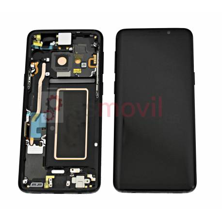 samsung-galaxy-s9-g960f-lcd-tactil-marco-negra-gh97-21696a-service-pack