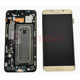 Samsung Galaxy S6 Edge Plus G928f Lcd + tactil oro GH97-17819A