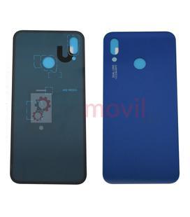 huawei-p20-lite-2018-nova-3e-tapa-trasera-azul-compatible