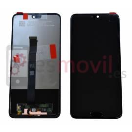 Huawei P20 Lcd + tactil negro original Service Pack ( 02351WKF )