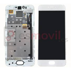 meizu-pro-6-lcd-tactil-marco-blanco-compatible