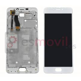meizu-m5-note-lcd-tactil-marco-blanco
