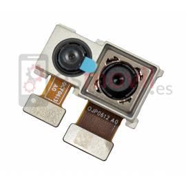 Huawei Mate 10 Lite rear camera 16 Mpx + 2 Mpx