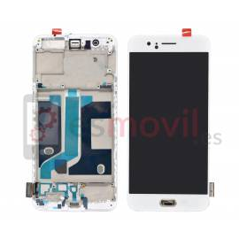 oneplus-5-lcd-tactil-marco-blanco-compatible