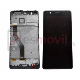 huawei-p9-plus-lcd-tactil-marco-negro-compatible