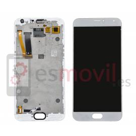meizu-mx5-lcd-tactil-marco-blanco-compatible