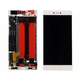 huawei-p8-lcd-tactil-marco-blanco-compatible