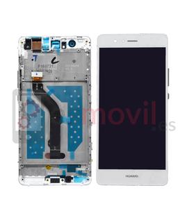 huawei-p9-lite-g9-lite-lcd-tactil-marco-blanco-compatible