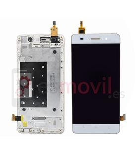 huawei-honor-4c-g-play-mini-lcd-tactil-marco-blanco-compatible