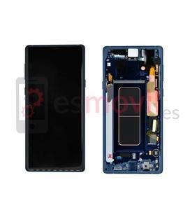 samsung-galaxy-note-9-n960f-pantalla-lcd-tactil-marco-azul-oceano-gh97-22269b-service-pack-ocean-blue