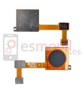 Xiaomi Mi A2 Flex leitor de impressao digital preto
