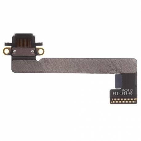 ipad-mini-2-mini-3-flex-conector-de-carga-componentes-negro