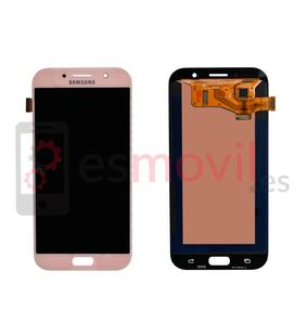 samsung-galaxy-a7-2017-a720f-lcd-tactil-rosa-gh97-19723d-service-pack