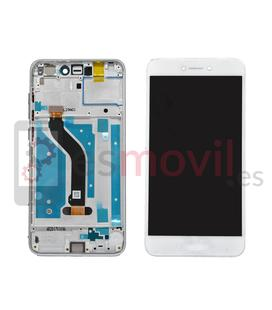 huawei-p8-lite-2017-lcd-tactil-marco-blanco-compatible