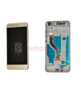 huawei-p10-lite-lcd-tactil-marco-oro-compatible