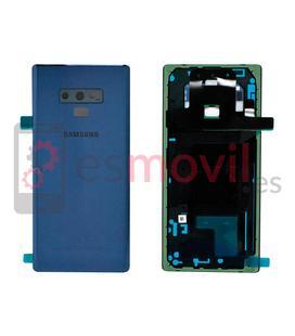 Samsung Galaxy Note 9 N960f Tapa trasera Azul Service Pack