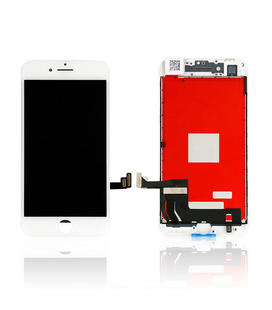 iPhone 8 Écran + composants blanc compatible HQ