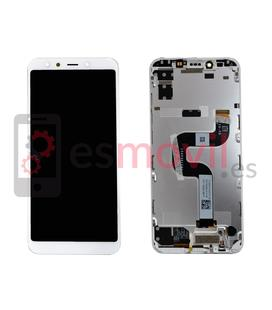 xiaomi-mi-a2-lcd-tactil-marco-blanco-service-pack