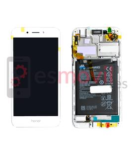 huawei-honor-6a-lcd-tactil-plata-oro-service-pack