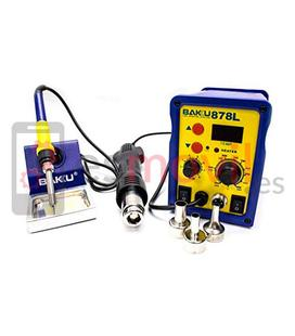 Soldering station with hot air BK-878 L