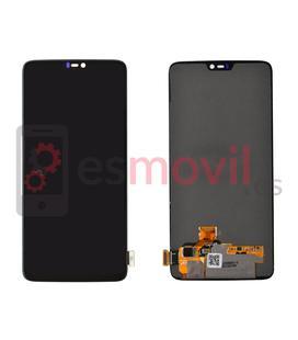 OnePlus 6 Lcd + tactile noir compatible