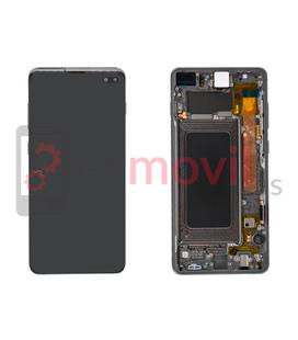 samsung-galaxy-s10-plus-g975f-lcd-tactil-marco-negro-gh82-18849a-service-pack-prism-black