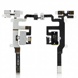 iphone-4s-flex-conector-jack-botones-blanco