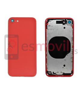 apple-iphone-8-carcasa-trasera-roja-compatible