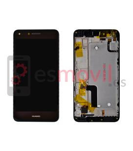 huawei-y5-ii-3g-honor-5-play-lcd-tactil-marco-negro-service-pack