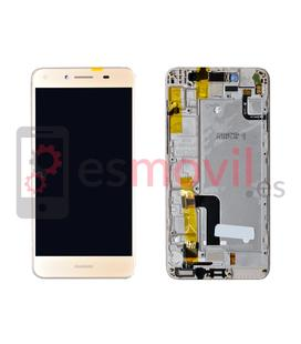 huawei-y5-ii-4g-honor-5-play-lcd-tactil-marco-oro-service-pack
