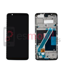 oneplus-5t-lcd-tactil-marco-negro-compatible