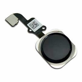 Apple iPhone 6S / 6S Plus Flex boton home negro