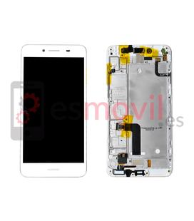 huawei-y5-ii-3g-honor-5-play-lcd-tactil-marco-blanco-service-pack