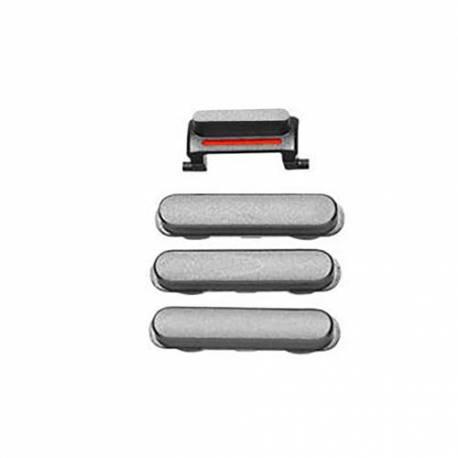 iphone-6-6-plus-set-botones-laterales-plata