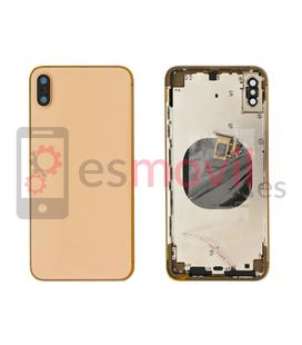 apple-iphone-xs-max-carcasa-trasera-oro-compatible