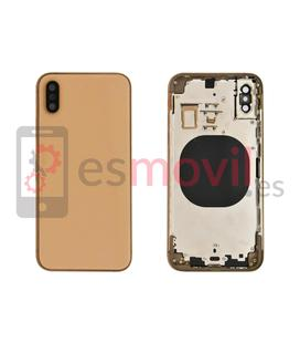 iphone-xs-carcasa-trasera-oro-compatible