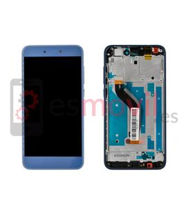 huawei-p8-lite-2017-honor-8-lite-lcd-tactil-marco-azul-compatible