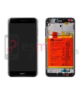 huawei-p8-lite-2017-honor-8-lite-lcd-tactil-marco-negro-original-incluye-bateria-service-pack-02351vbt-