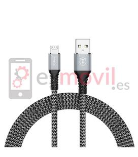 t-phox-jagger-cable-usb-a-micro-24a-1-m-gris