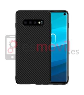 nillkin-synthetic-fiber-samsung-galaxy-s10-funda-negra