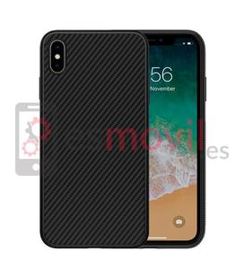 nillkin-synthetic-fiber-iphone-xs-max-funda-negra