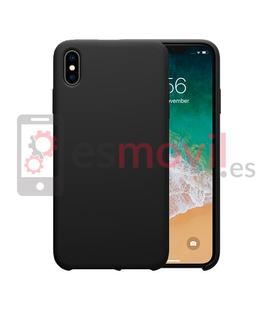 nillkin-flex-pure-iphone-xs-funda-negro