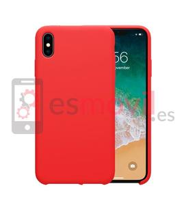 nillkin-flex-pure-iphone-xs-max-funda-roja