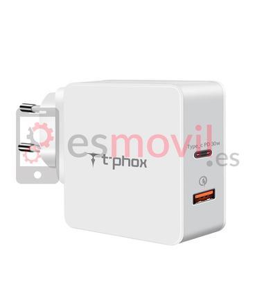 t-phox-apace-cargador-de-carga-pd30w-qc30-18w-blanco