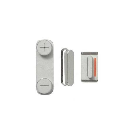 iphone-5-set-botones-laterales-plata