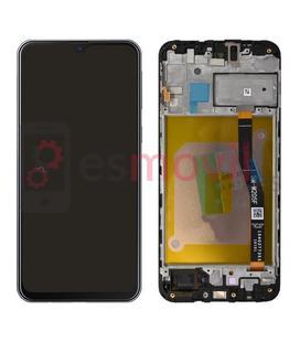 samsung-galaxy-m20-2019-m205f-pantalla-lcd-tactil-marco-negro-gh82-18743a-service-pack-black