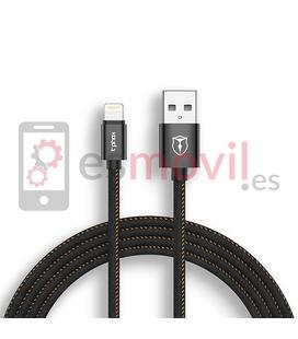 t-phox-jeans-cable-usb-a-lightning-24a-1-m-negro