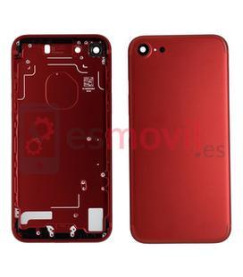 iphone-7-carcasa-trasera-roja-compatible