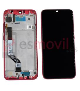 xiaomi-redmi-note-7-lcd-tactil-marco-rojo-service-pack-red