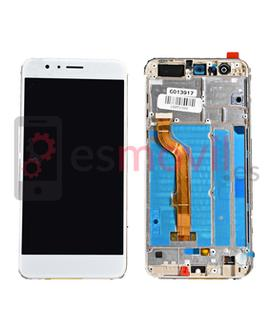 huawei-honor-8-lcd-tactil-marco-blanco-compatible